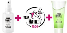 Free Hairry FACE